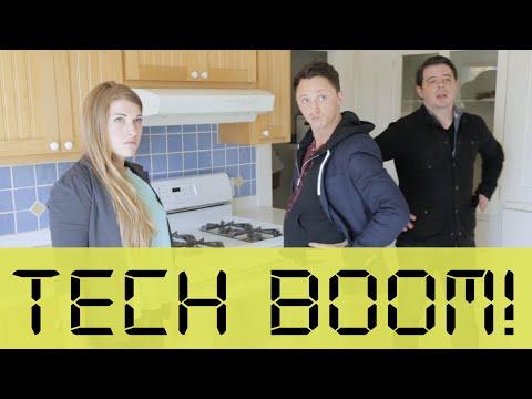 TECH BOOM! |