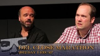 2012 Del Close Marathon Recap: DAY 1