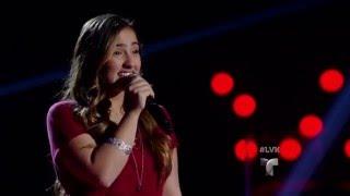 Vanessa Wong canta 'Alive' | Audiciones | La Voz Kids 2016