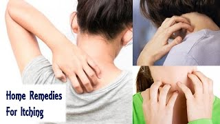 Home Remedies For Itchy Skin, Quick Cure For Itching