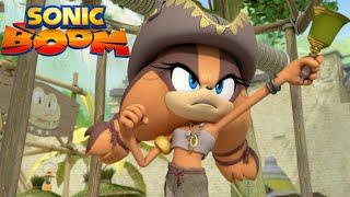 Download lagu Sonic Boom | Nutwork | Animated Series