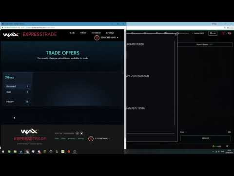 How to buy VGO skins and deposit/withdraw on gamdom.com