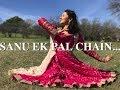 Sanu Ek Pal Chain | Raid | Ajay Devgn | Ileana D'Cruz| Tanishk B Rahat Fateh Ali Khan