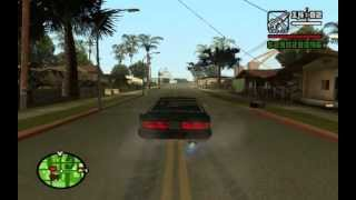 TUTO MAC : Comment installer une save sur GTA San Andreas + LIEN de la save + voiture invincible