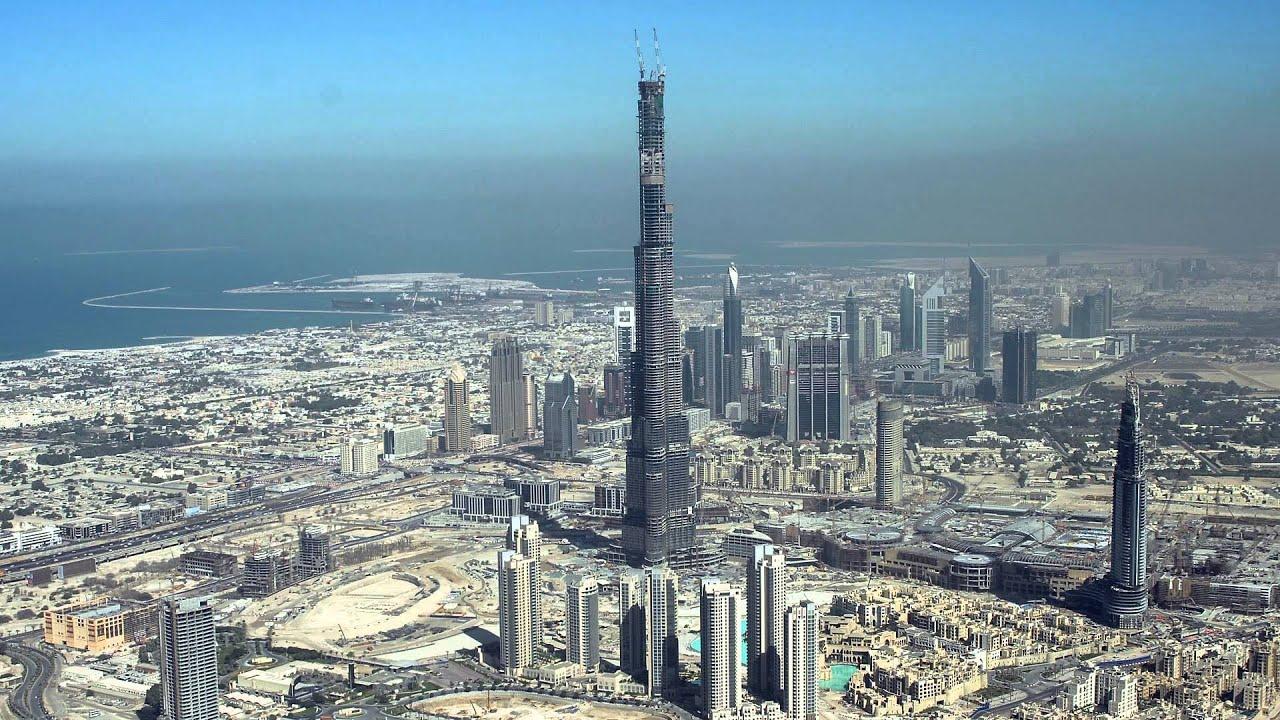 Qual il grattacielo piu alto del mondo curiosit in un - Dubai grattacielo piu alto ...