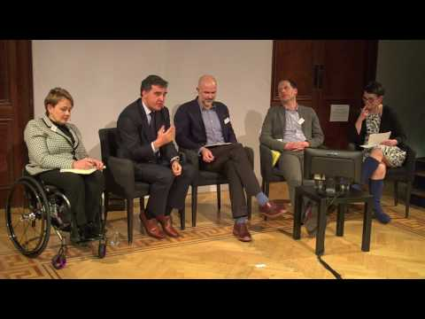 """Has Britain got sport upside down?"" Pro Bono Economics panel discussion"