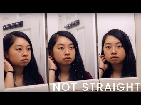 not straight | coming out short film