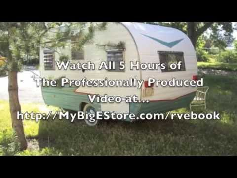 how to restore a vintage travel trailer camper repair manual old rh youtube com Travel Trailer Repair Books Travel Trailer Repair Guide
