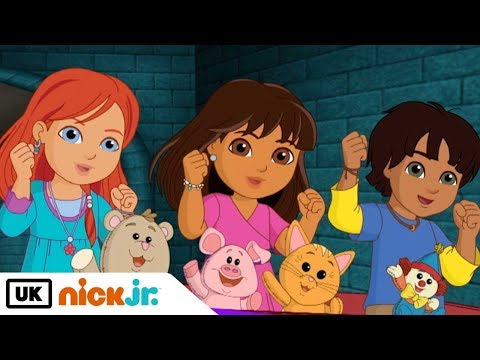 Dora and Friends | Sing Along - Hoo Hoo | Nick Jr. UK