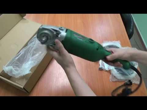 Makita 9227CB (Полировальная машина) - YouTube