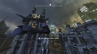 Batman Arkham City Part 20: New Gadgets/Museum complete for Bats/Find Nora