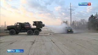 У вируса нет шансов уникальные машины российских военных