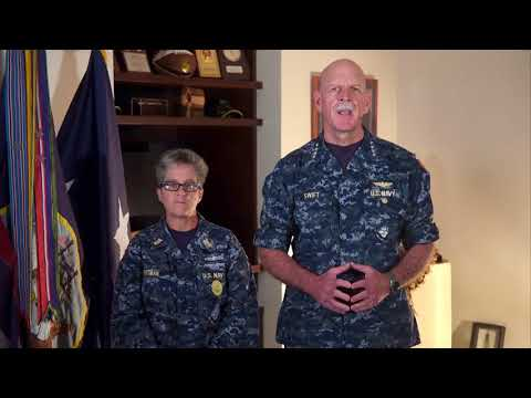Pacific Fleet Leaders Discuss Suicide Prevention Part 3 of 3