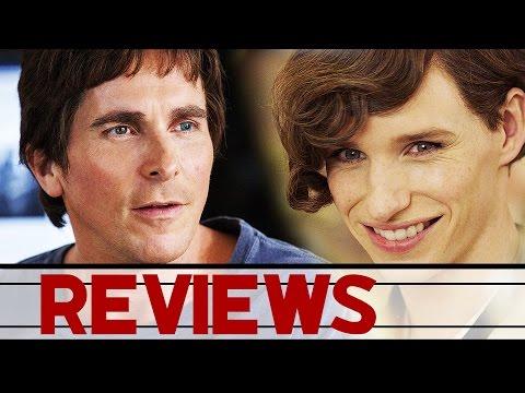 THE DANISH GIRL & THE BIG SHORT Trailer...