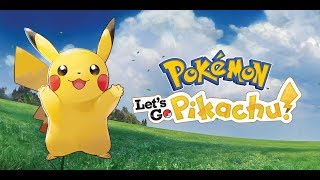 PIKA PIKA - Nowe Pokemony   Let's Go Pikachu! - Na żywo