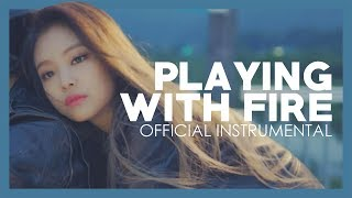 BLACKPINK - Playing With Fire (official instrumental snippet)