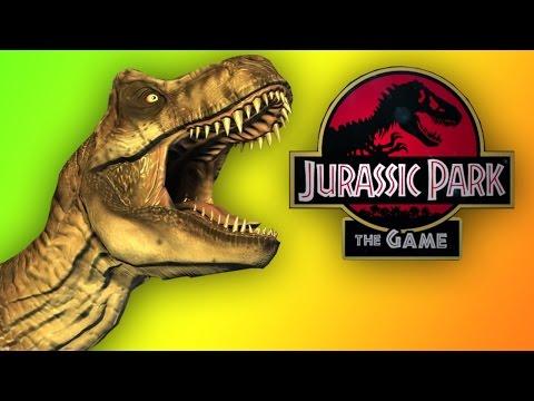 Jurassic Park Builder (Полное русское прохождение) - Эпизод 8 Всего понемножку