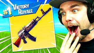 "TOP1 / NOUVEAU ""FUSIL D'ASSAUT LOURD"" sur FORTNITE Battle Royale"