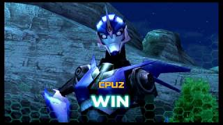 Transformers Prime The Game Wii U Multiplayer part 107