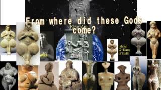 1040 All History of Humans and Gods started in Japan 神々の歴史は日本で始まった(旧約聖書エゼキエル43:2)