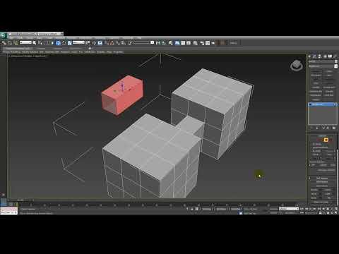 Phần 5: Bài 10 Giới thiệu lệnh Bridge trong Poly với 3Dsmax