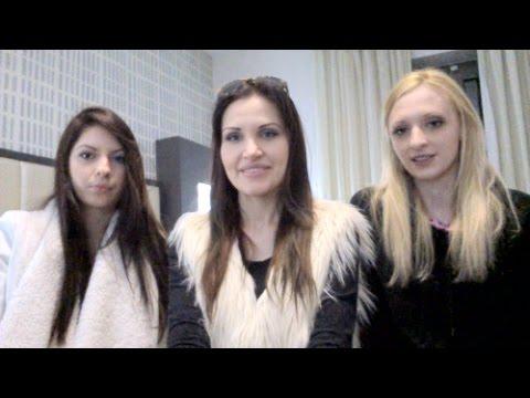 LE RAGAZZE DI PORDENONE + CENA NAPOLETANA Vlog