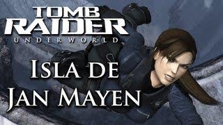 Tomb Raider Underworld Video-Guia en Español Isla de Jan Mayen - La Puerta de la Muerte y Valhalla.
