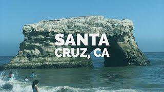 #145 :: SANTA CRUZ, CALIFORNIA #Vlog #SantaCruz #California