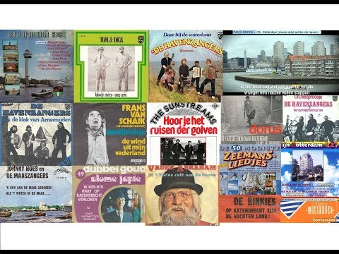 Liedjes over Rotterdam en Zeemansliedjes / Songs about Rotterdam and sailor songs