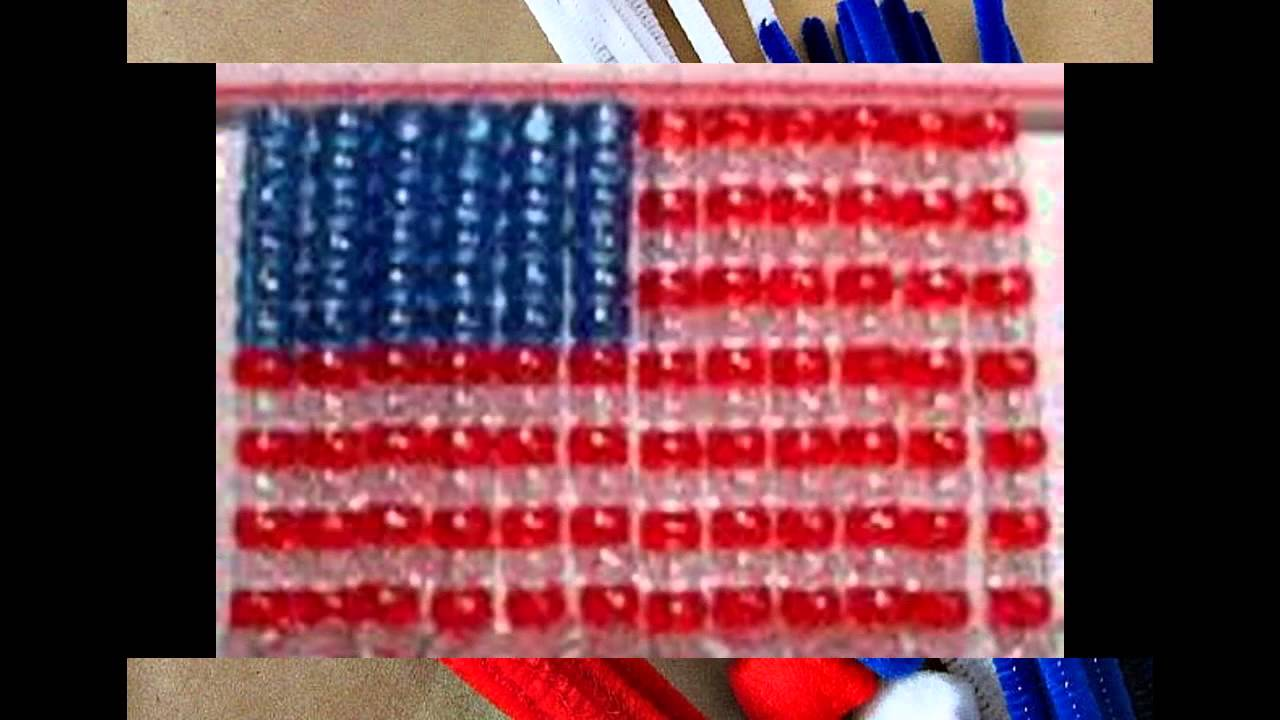 Memorial Day Crafts Project Ideas For Kids Youtube