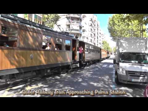 The Trains & Trams Of Mallorca Part 1