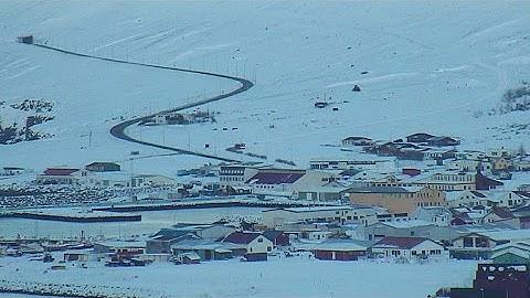 Live WebCam Reykjavík, Iceland