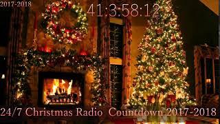 24/7 Christmas Radio Countdown 2017-2018 Christmas Music | Traditional Instrumental Christmas