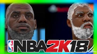 NBA 2K18 - HOW MANY SEASONS CAN YOU SIMULATE IN NBA 2K18 MYCAREER?! 60 YEAR OLD MYPLAYERS?!?