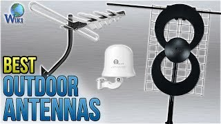 10 Best Outdoor Antennas 2018