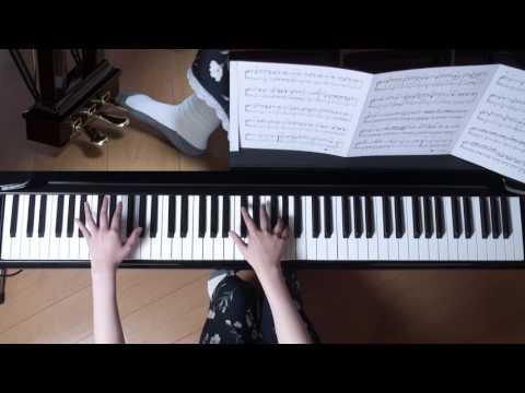 目抜き通り ピアノ 椎名 林檎/トータス 松本 (ぷりんと楽譜・中~上級)