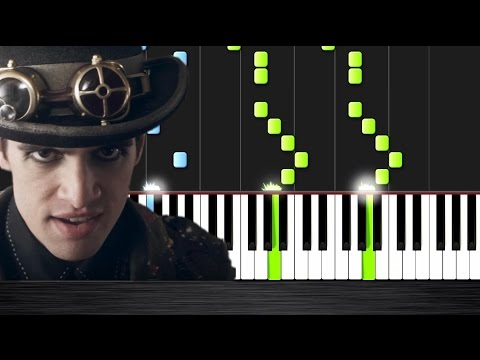 Panic! At The Disco - The Ballad Of Mona Lisa - Piano Tutorial by PlutaX