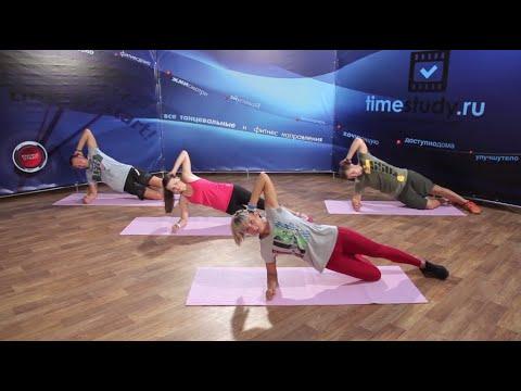 Видео-фитнес - упражнения для похудения дома
