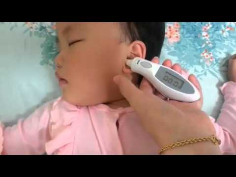 Tympanic Membrane Thermometer Best Thermometer For Kids For