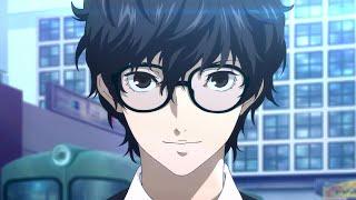 Persona 5 Strikers - All Animated Cutscenes (2021, 4K)