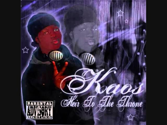 Cold As Ice - Kaos - Heir To The Throne Volume 1.