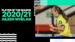 Aileen Whelan Wins Women S Player Of The Season MP3