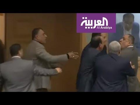 شجار في البرلمان الأردني  - نشر قبل 7 ساعة