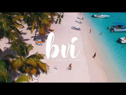 BRITISH VIRGIN ISLANDS - GoPro 2017