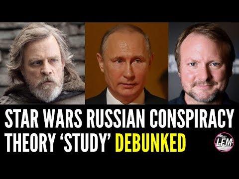 Star Wars Russian Troll 'Study' DEBUNKED