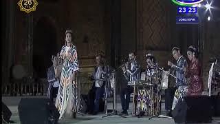 "MOHICHEHRA ""Dugoh"" (live)Samarqand 2017"