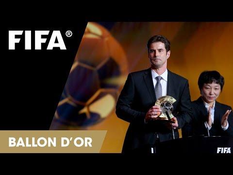 Ralf Kellermann: FIFA Women's World Coach of the Year Reaction