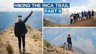Most Incredible Camping Spot in Peru | Hiking to Machu Picchu | Peru Vlog