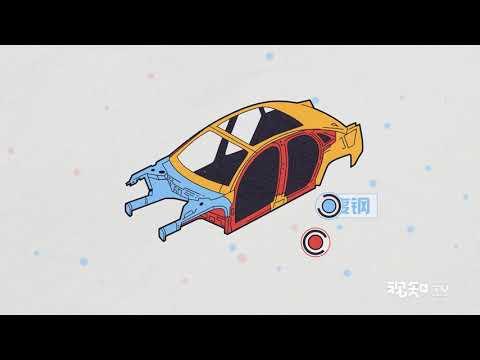 【视知车学院】日系车皮薄不安全?老司机用碰撞测试告诉你,德系日系谁更好