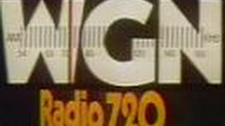 "WGN Radio 720 - ""Bob Collins"" (Commercial, 1978)"